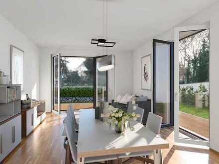 Familientraum in Wiesbaden! Großzügige Eigentumswohnung mit 2 Bädern, Terrasse und Garten
