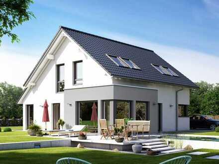 Dein LivingHaus in Ebnath - Baugrundstück im Preis berücksichtigt