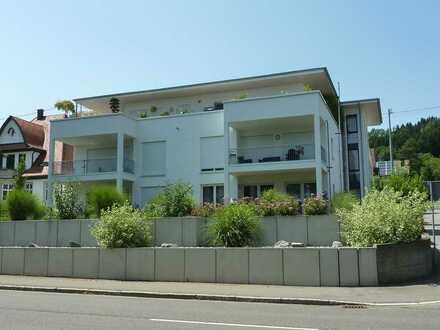 3-Zimmer-Penthouswohnung mit großzügiger sonniger Dachterrasse in zentrumsnähe von Balingen