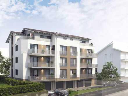 Eigentumswohnung in Bad Sobernheim (KFW55) inkl. Kellerraum und Außenstellplatz, zzgl. Garage