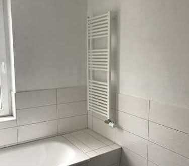 Gepflegte 3-Zimmer-Erdgeschosswohnung mit Balkon und EBK in Fürstenwalde