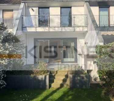 Modernes Einfamilienhaus mit Kamin in Rheinnähe!