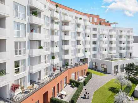 Traumhafte 59 qm Dachterrasse! 3-Zimmer-Wohnung für mehr Glücksmomente!