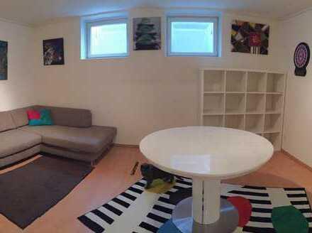 Großes teilmöbliertes Zimmer in Wohlfühl-WG