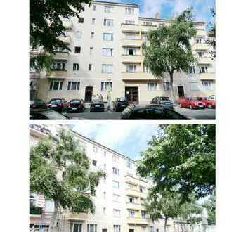 3-Raum Wohnung zu verkaufen - vermietet - Nähe Arminiusmarkthalle