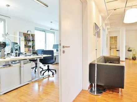 Modernes Büro | mitten in Pasing