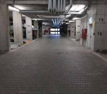 Duplex-Stellplatz (3er, mittlere Ebene) zu verkaufen