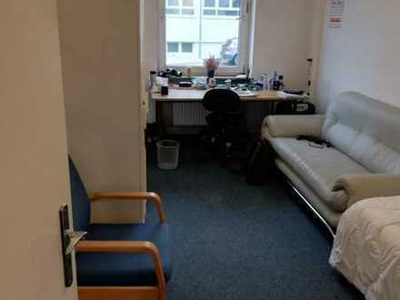17 m² Furnished Room in WG directly at the university campus
