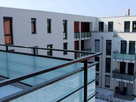 Ruhige 2-Zimmer-Wohnung - Erstbezug! - mit bester öffentlicher Anbindung