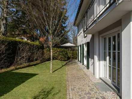 Notartermin vereinbart - Starnberg - Herrliche Villenhälfte in absolut ruhiger Familienlage