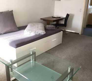mobiliertes Zimmer in einer WG - mit Terrasse, ruhige zentrale Lage, nähe S-Bahn