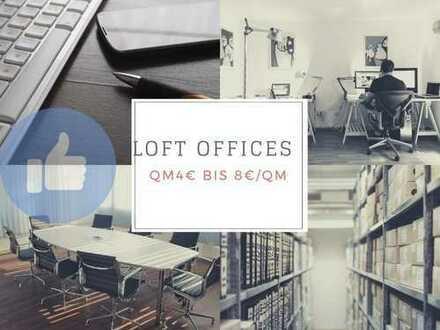 Erstbezug: Wunderschöne preiswerte & helle Büroflächenin einer Loft