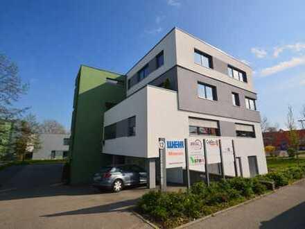 Ganze Etage in attraktivem Bürogebäude im Schwabenhof zu vermieten.