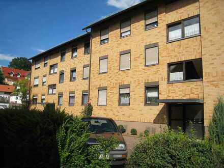 Vollständig renovierte 3-Zi.-Wohnung mit Balkon in Goldbach, nähe Waldschwimmbad