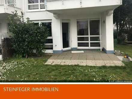 Friedberg: Gut gelegene 2 Zimmerwohnung mit Gartenanteil zum nächsten Termin zu vermieten