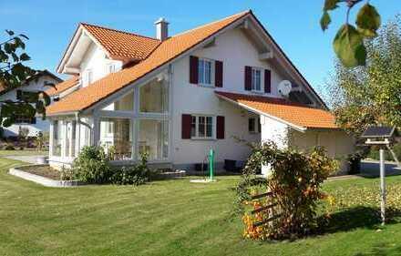 Neuwertiges EFH, Ortsrandlage Süden im Ostallgäu (Kreis), Stöttwang