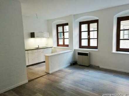 Schickes Apartment mit voll ausgestatteter Küche inkl. Waschmaschine