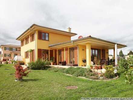 Hochwertiges Einfamilienhaus im Toskana-Stil zur Miete