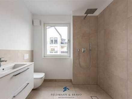 Traumhafte Obergeschoss Wohnung mit exklusiver Ausstattung und Balkon