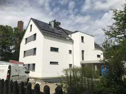 Neubau 2019!! Erstbezug einer 2 ZKDu. Wohnung mit Einbauküche und Balkon im Stadtteil Pfersee!!