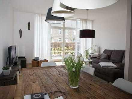 4-Zimmer-Maisonette-Wohnung in den denkmalgeschützten Worringer Auenhöfen, Köln