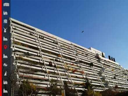 Kapitalanlage im Olympischen Dorf, 4-Zimmer-Terrassen-Wohnung mit Fernblick