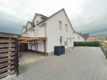 Im beliebten Wendschott - moderne Erdgeschosswohnung mit Garten, Einbauküche, Carport, Fernwärme uvm