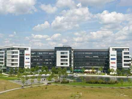 Direkt vom Eigentümer: Schöne Bürofläche mit Seeblick auf dem Business Campus
