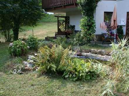 Ruhig gelegene Einliegerwohnung mit Gartennutzung an Einzelperson zu vermieten n