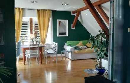 schöne, möblierte Wohnung in Angelbachtal... (Pendler aufgepasst)