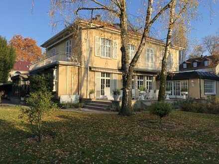 Top Adresse Villa 10 - Zimmer 60320 Frankfurt am Main, Dichterviertel