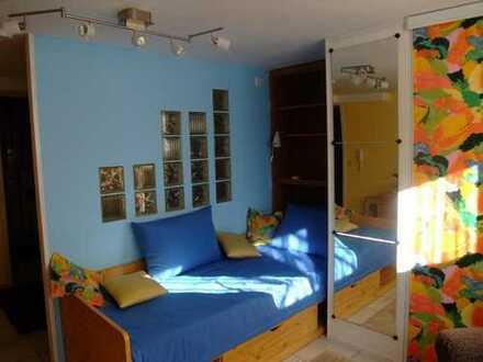 1,5 - Zimmer Wohnung möbliert und voll ausgestattet