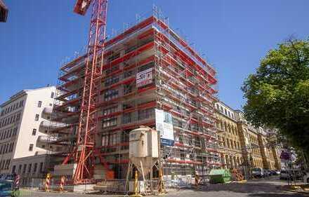 *** Neubau: Exklusives Apartment im Grafischen Viertel Leipzigs - KfW-Darlehen on top ***