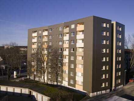 schöne, zentral gelegene 2-Zimmerwohnung mit Balkon