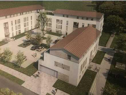 Gernlinden * Neubau * 3-Zimmer-Whg. mit großem Balkon