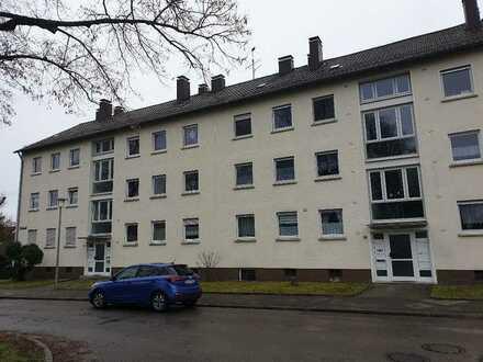 Modernisierte 3-4 Zi. Wohnung mit Balkon in Karlsruhe- Rüppur