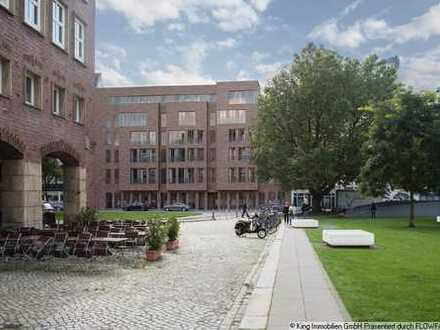 **Erste Reihe HH-City** Schopenstehl - GRENZENLOS gut und zentral - 4 Zimmer, 140 m² Wfl.