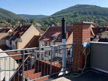 Maisonette Wohnung mit Dachterrasse