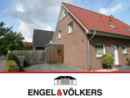 Moderne Doppelhaushälfte in Eversten!