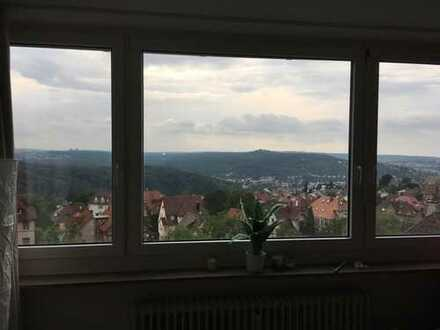 Schönes 1 Zimmer-Appartment in bester Lage von Stuttgart-Degerloch