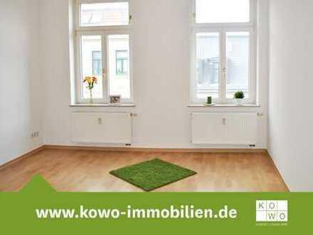 2-Zimmerwohnung mit PVC in Laminatoptik in Leipzig-Leutzsch