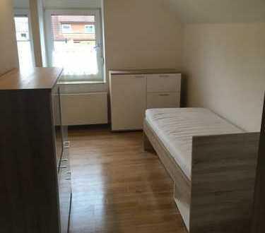 Schöne voll möblierte ein Zimmer Wohnung in der Innenstadt von Rheine