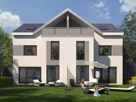 Neubau moderne Doppelhaushälfte in Klein-Gerau