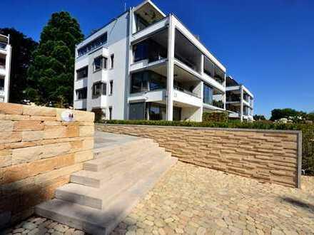 Exklusive, gepflegte 4-Zimmer-Wohnung mit Balkon und EBK in Überlingen