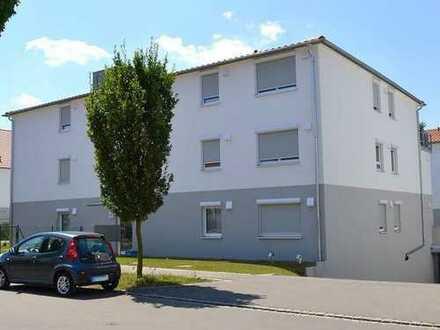 Charmante 3-Zimmer-Erdgeschosswohnung mit Gartenanteil in Top-Lage in Nördlingen