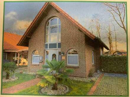 Gepflegtes 3-Zimmer-Einfamilienhaus/Wohnung mit Einbauküche in Haren (Ems)