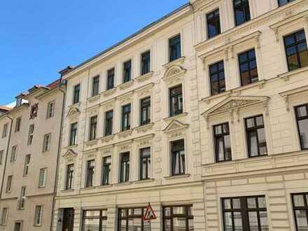Apartment-Wohnung im Zentrum-Südost von Leipzig