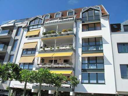 Modernes Wohnen an der Rheinpromenade