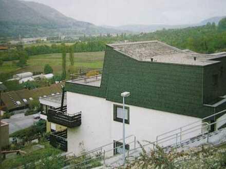 2 Zimmerwohnung in Bad Urach, mit herrlicher Aussicht