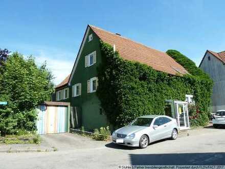 Für Individualisten - 1 Familienhaus im Fachwerkstil in Bad Liebenzell-Unterhaugstett
